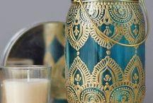 Arabic event decorations / Arabic dining at LSC