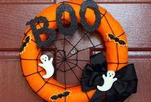Halloween Event decorations / Halloween  at LSC