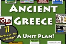 Ancient Greece  / Learning about ancient history