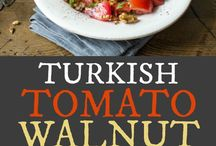 Turkish recipes / Turkish cooking at LSC