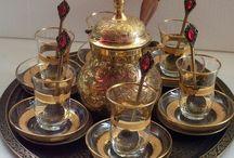 Turkish event decorations / Turkish dining at LSC