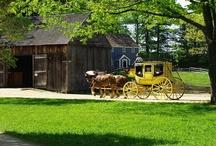 Massachusetts / I love living in historical Massachusetts.