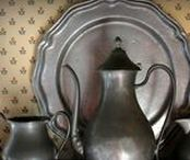 Beautiful Pewter / I'm always looking to add to my Pewter Collection