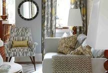 Great Spaces n Things / Elements to enhancements and accentuate the rooms you love to live in.  / by Neva Nunn