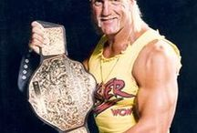 Hulk Hogan / Pics of arguably the most well known pro wrestler of all time, Hulk Hogan.