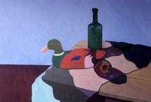 Birgitte Hamiltons malerier
