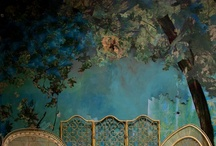 Art & Wallpainting*Wallpaper*Stencils / by Irina Chernysh