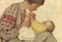 Baby afgnans and etc / Koubertes,etc