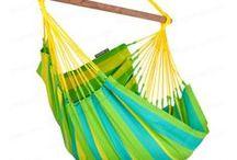 Hammocks & Hanging chairs / High quality handmade hammocks for indoors or outdoors
