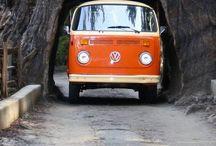 VW T2 / Volkswagen transporter