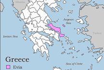 Evia-Greece / Lala Karystos my birth place
