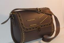 My lovely classics bags / Handmade leather bags, for special womens