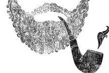 i - beard - paintings