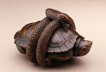 Netsuke / by Lisa Whitted