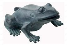 Cast bronze animals / A large selection of quality bronze-casting animals including some amazing life-size sculptures.