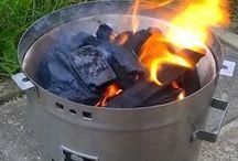 Producten / Braais (inbouw en losstaand), potjies, gietijzer, houtskool, BBQ-plankjes, accessoires