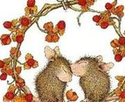 Oh! Mices / Love! Always have had a weakness for my Mices!