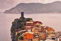 Places to go / Reiseziel / Urlaubsinspiration Frankreich/Italien Mittelmeer