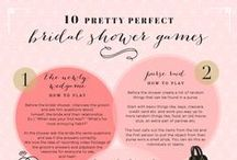 Bridal Showers / Pins for everything related to bridal showers, from gift ideas for the bride, to party favors, bridal shower decorations, and cheap fun bridal shower ideas.