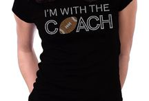 Coaches Wife/football Mom