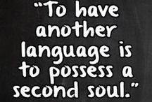 Quotes / Spanish, teaching, life, and travel quotes