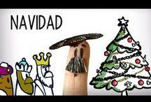 La Navidad y Año Nuevo