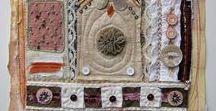 Fabric Collage & Textiles