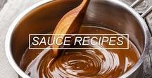 Sauce Recipes / All different types of sauce recipes you can easily do at home.