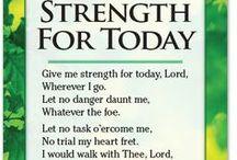 Scripture, psalms & proverbs