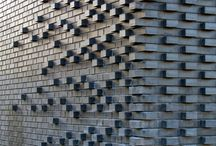brick / tégla / ... the materials, which I fell in love with / ... az anyag, amibe szerelmes vagyok.