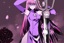 Akame Ga Kill / A whole board on the anime Akame ga Kill which if u see this i recommend u seeing if u are an anime fan