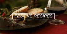 Festive Recipes / All the recipes you need for the festive season to begin: Thanksgiving, Christmas, Hanukkah and New Year's Eve, all in one place!