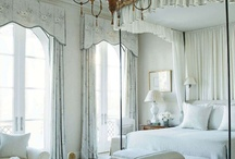 bedrooms / by Cindy S