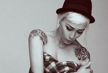 Ink / Inspiration for my potential tattoos / by Nits