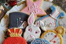 Alice in weddingwonderland huwelijk / Fairy tale wedding