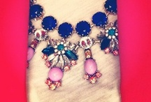 Bold Accessories / Bold accessories that add color, excitement, and/or dimension to outfits.