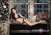 Cosabella / Heiress Schaefer loves Italian luxury lingerie designer Cosabella