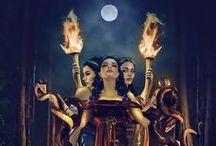 Goddess: Hecate/Hekate / by Jess Davis