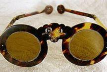 Wear 'em shades:) / Weird, funky, crazy, fun, cute sunglasses:)