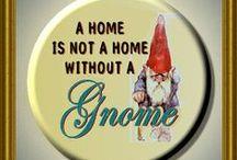 My Garden Gnomes / by Lynn Vidricksen