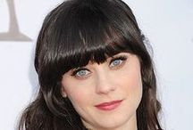 Frame that face! Bangs and Fringes / swept, pixie, full, wispy....which bang is for you?