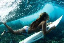 Surf Girl / Nice Surf Babes