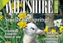 What's in the WL April 2014 issue / Find out about the fascinating new issue of Wiltshire Life, a breath of fresh spring air...