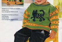 Вяжем детям. / вязание для детей