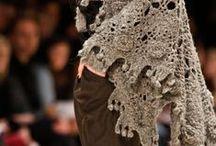 Crochet Wraps, Shawls, Scarves