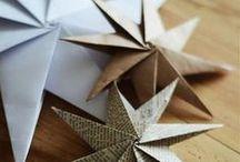 ◐ Intérieur ◑ / Papercarft / DIY / décoration / maison