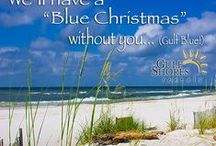 Coastal Christmas / Christmas on the Gulf Coast