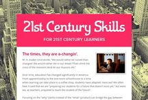 Education - 21st century learning and working skills / by Lim Bee Ang