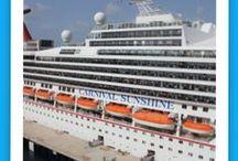 Cruise Ships / Cruise Ships!