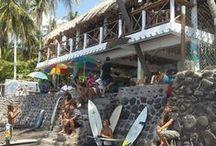 Beach Surf House / Nice surf house at the beach